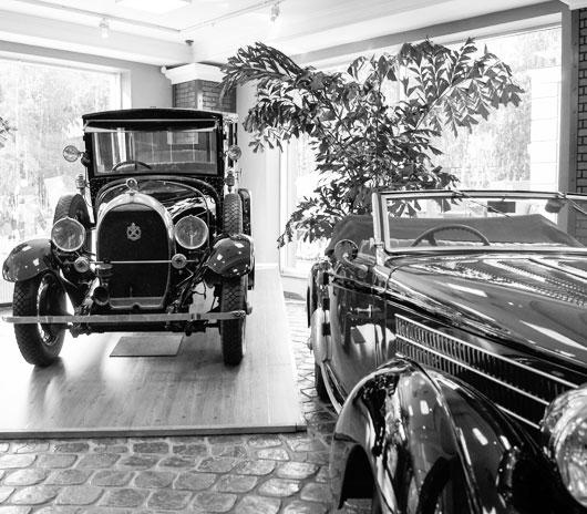 Salons autos et évènements